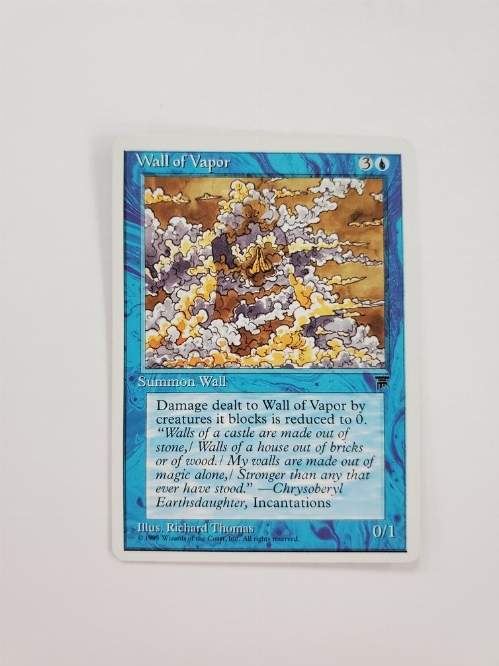 Wall of Vapor (Chronicles Expansion)