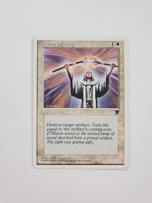 Divine Offering (Chronicles Expansion)