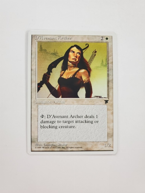 D'Avenant Archer (Chronicles Expansion)