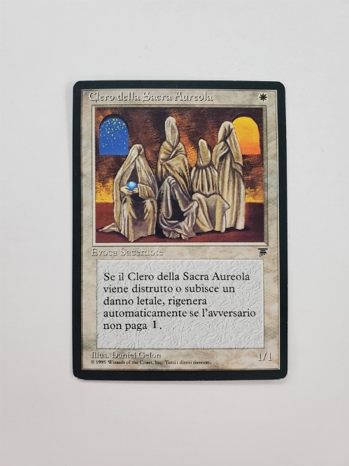 Clergy of the Holy (Version Italienne) (Italian Legends)