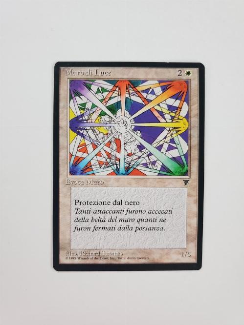 Wall of Light (Version Italienne) (Italian Legends)