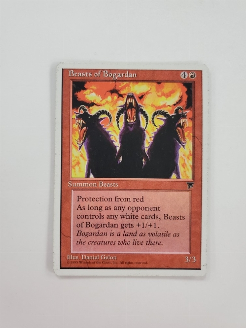 Beasts of Bogardan (Chronicles Expansion)