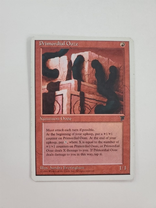 Primordial Ooze (Chronicles Expansion)