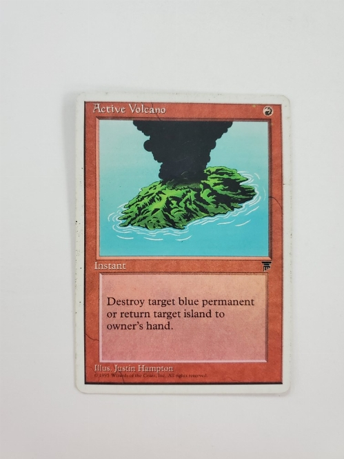 Active Volcano (Chronicles Expansion)
