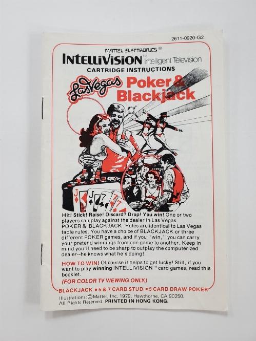 Las Vegas Poker & Blackjack (I)
