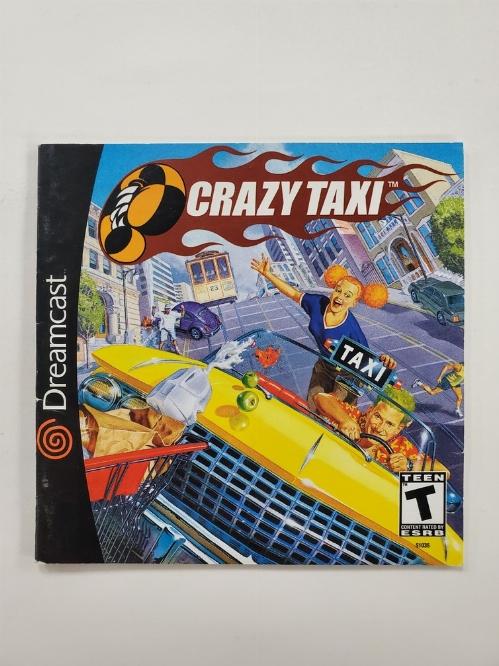 Crazy Taxi (I)