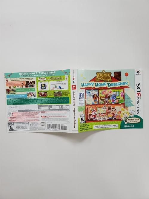 Animal Crossing: Happy Home Designer (B)