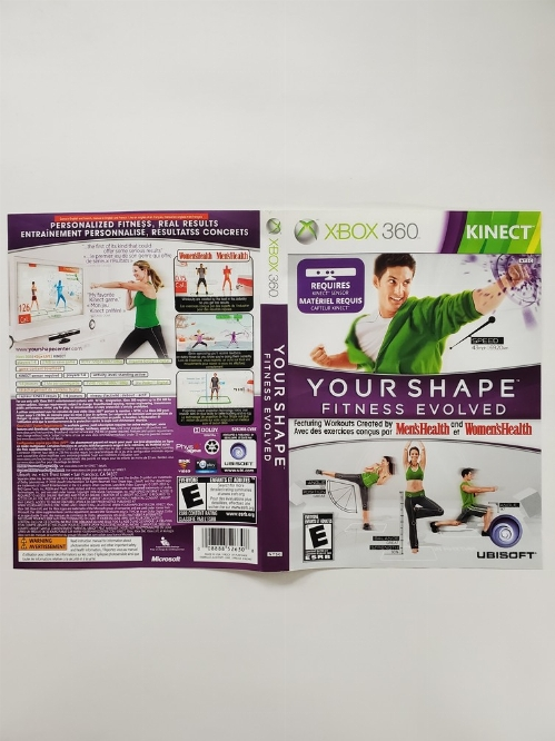 Your Shape: Fitness Evolved (B)