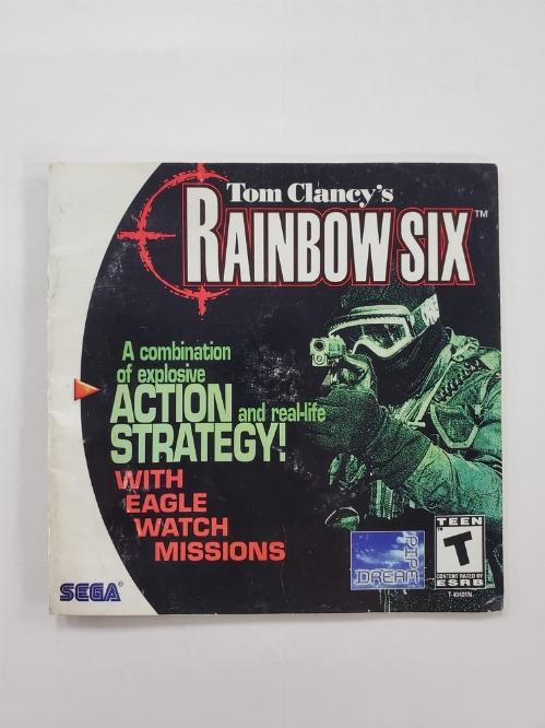 Tom Clancy's Rainbow Six (I)