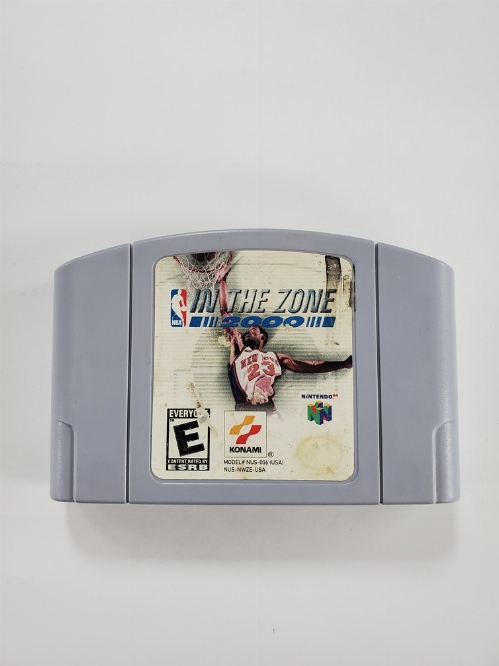 NBA in the Zone 2000 * (C)