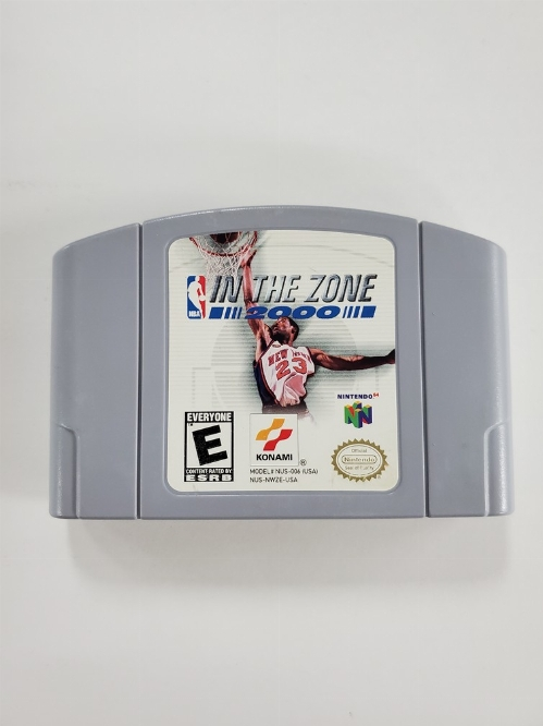 NBA in the Zone 2000 (C)