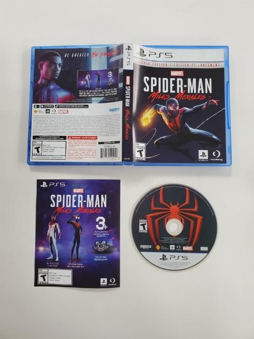 Marvel Spider-Man: Miles Morales (Launch Edition) (CIB)