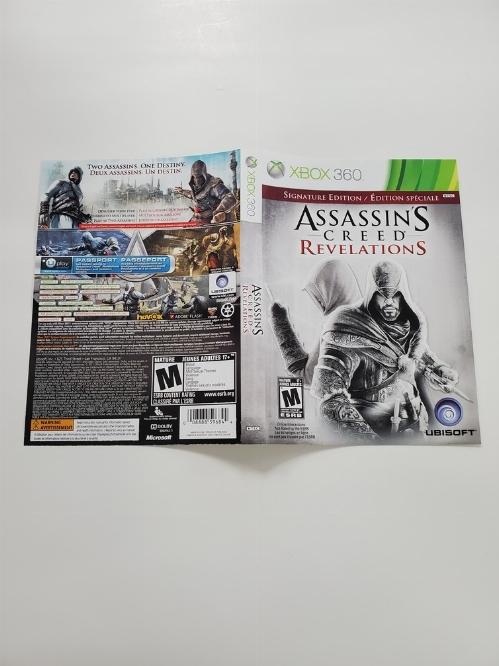 Assassin's Creed: Revelations (Signature Edition) (B)
