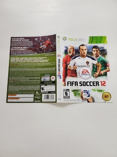 FIFA Soccer 12 (B)