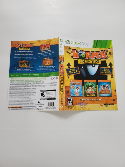 Worms Collection (B)