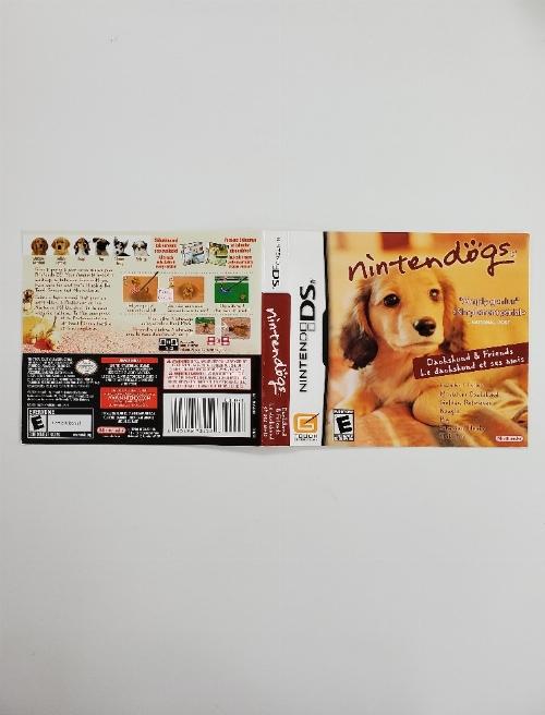 Nintendogs Dachshund & Friends (B)