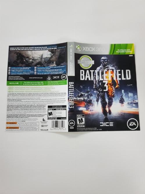 Battlefield 3 (Platinum Hits) (B)