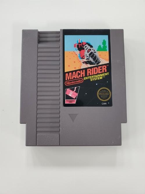 Mach Rider (5 Screw) (C)