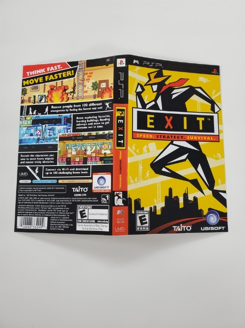 Exit (B)