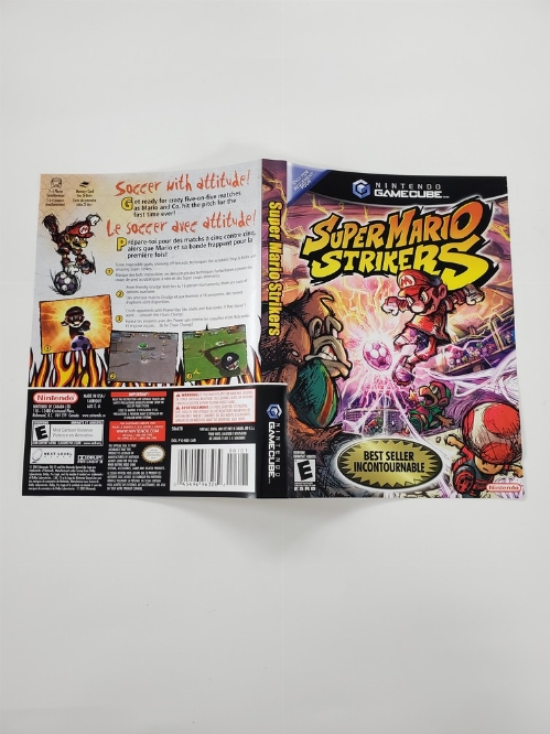 Super Mario Strikers (B)