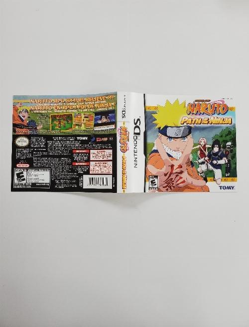 Naruto Path of The Ninja (B)