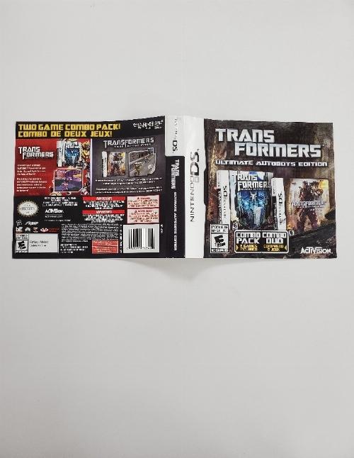 Transformers: Ultimate Autobots Edition (B)