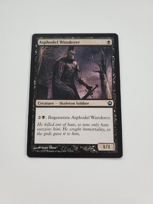 Asphodel Wanderer