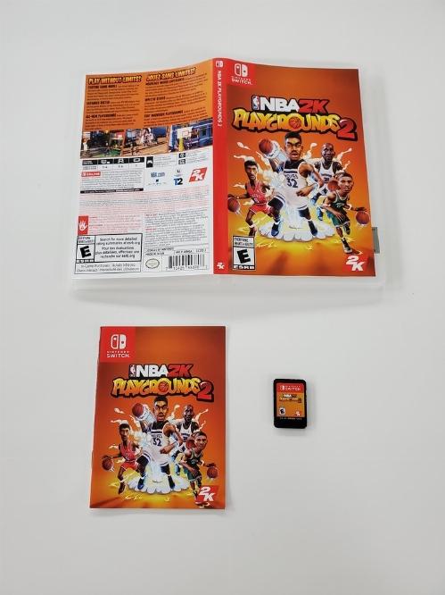 NBA 2K Playgrounds 2 (CIB)