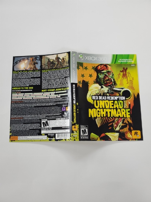 Red Dead Redemption: Undead Nightmare Collection (Platinum Hits) (B)