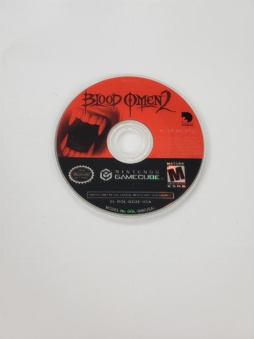 Legacy of Kain: Blood Omen 2, The (C)