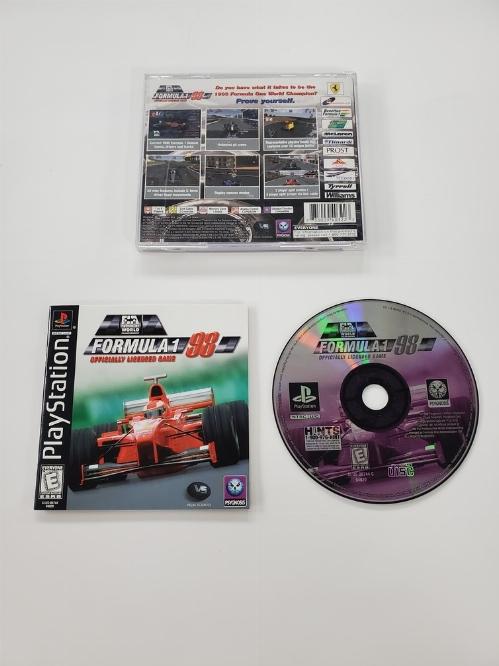 Formula 1 '98 (CIB)