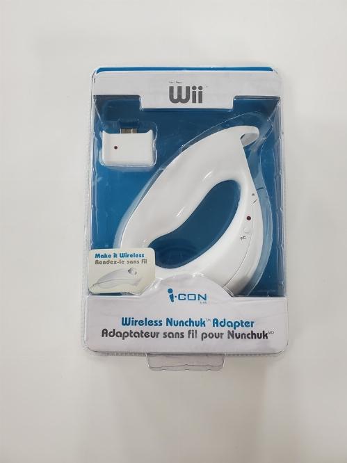 I-Con Wireless Nunchuk Adapter (NEW)