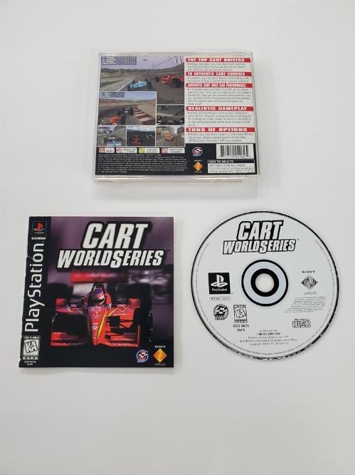 Cart World Series (CIB)