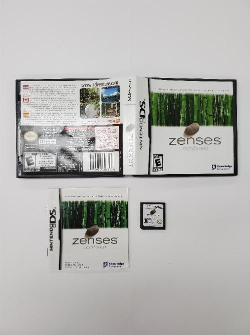 Zenses: Rainforest (CIB)