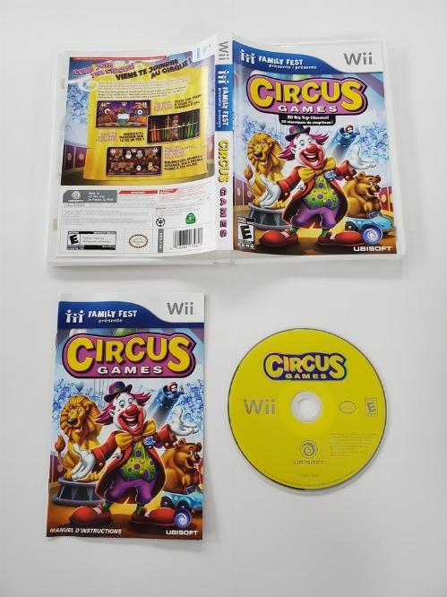 Circus Games (CIB)