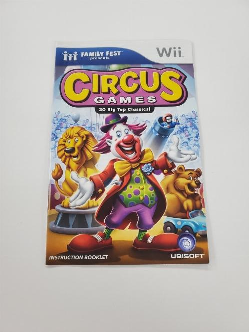 Circus Games (I)