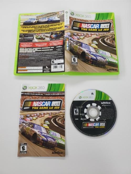 NASCAR 2011: The Game (CIB)