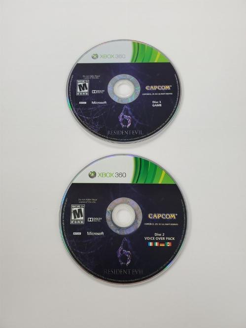 Resident Evil 6 (C)