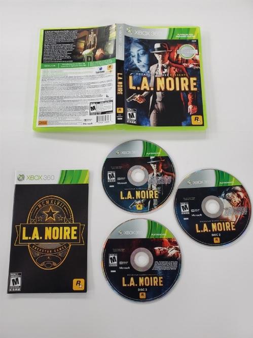 L.A. Noire (Platinum Hits) (CIB)