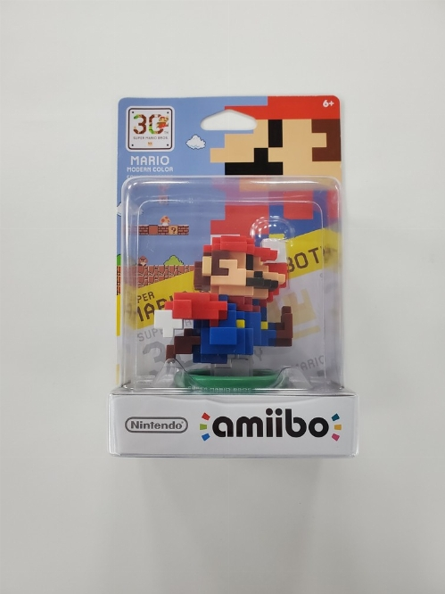 Mario - 30th Anniversary Modern (Super Mario Maker Series) (NEW)