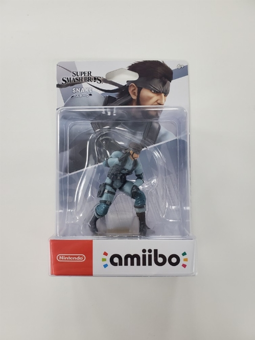 Snake (Super Smash Bros Series) (NEW)