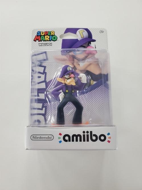 Waluigi (Super Mario Bros. Series) (NEW)