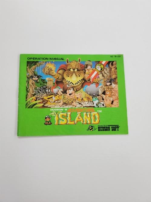 Adventure Island (I)