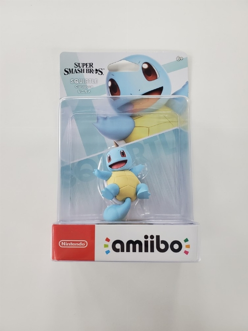 Squirtle (Super Smash Bros. Series) (NEW)