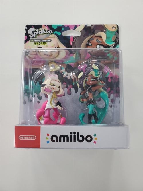 Pearl & Marina 2 Pack (Splatoon Series) (NEW)