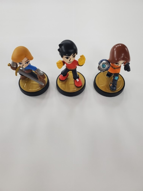 Mii 3 Pack (Super Smash Bros. Series) (C)