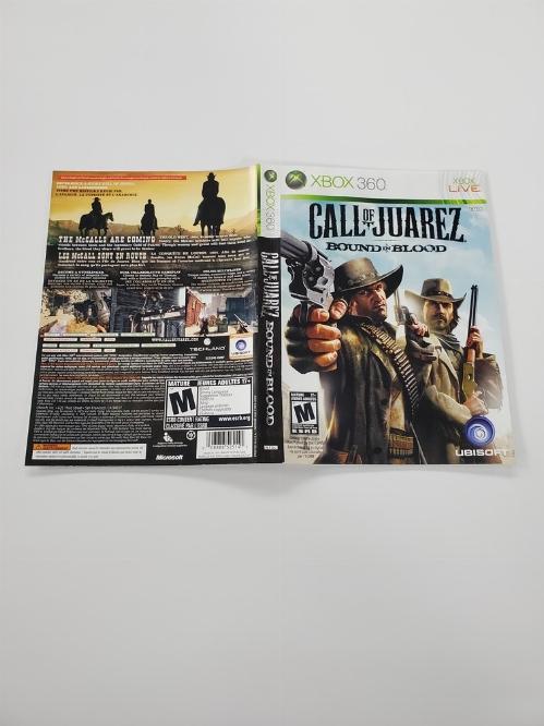 Call of Juarez: Bound in Blood (B)