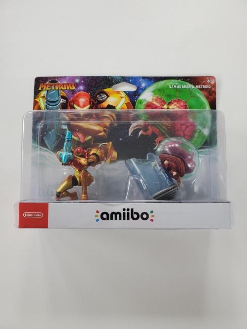 Samus Aran - Metroid 2 Pack (Metroid Series) (NEW)