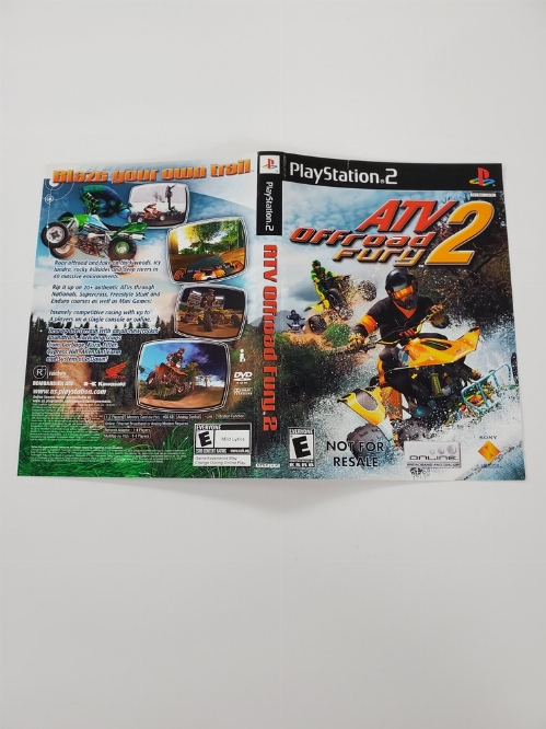 ATV: Offroad Fury 2 (Not for Resale) (B)