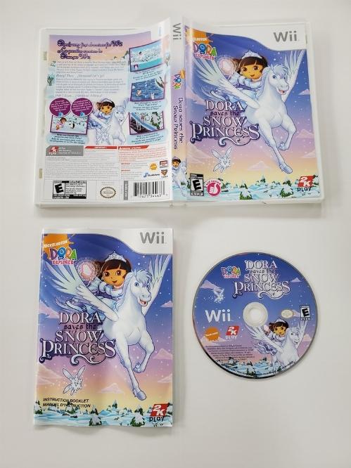 Dora the Explorer: Dora Saves the Snow Princess (CIB)